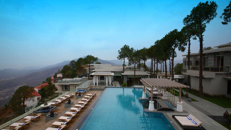 Moksha Himalaya Spa Resort, Chandigarh Chandigarh Exterior Moksha Himalay Spa Resort Chandigarh 40