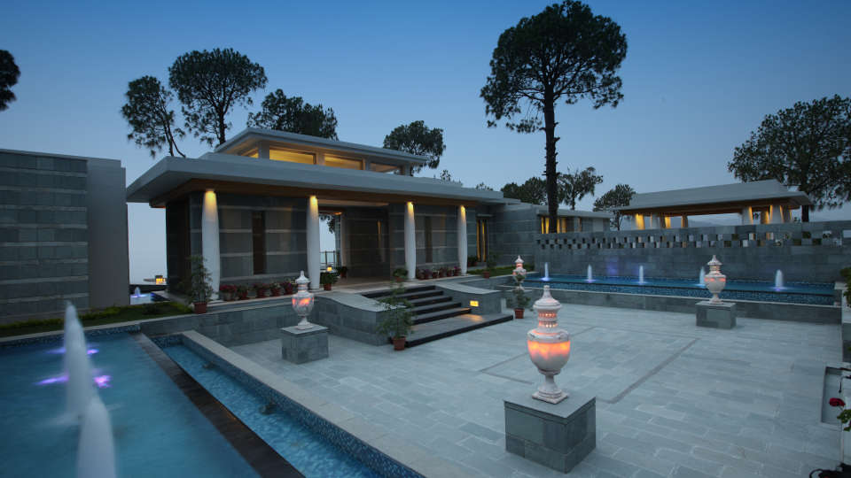 Moksha Himalaya Spa Resort, Chandigarh Chandigarh Exterior Moksha Himalay Spa Resort Chandigarh 9