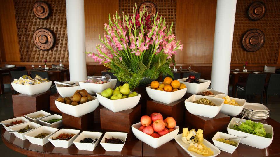 Moksha Himalaya Spa Resort, Chandigarh Chandigarh Moksha Restaurant Moksha Himalaya Spa Resort Chandigarh 16