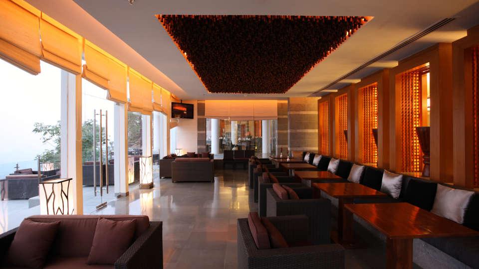 Moksha Himalaya Spa Resort, Chandigarh Chandigarh Moksha Restaurant Moksha Himalaya Spa Resort Chandigarh 30