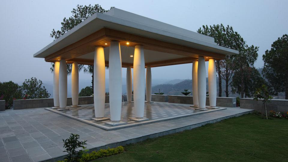 Moksha Himalaya Spa Resort, Chandigarh Chandigarh Exterior Moksha Himalay Spa Resort Chandigarh 12