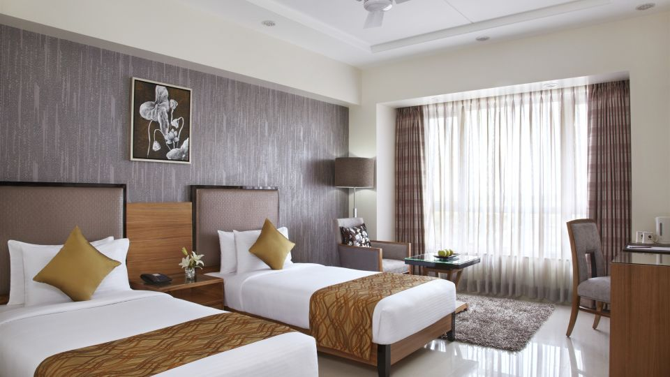 Standard Rooms at Hotel Suba Grand Dahej Hotel rooms in Bharuch 1