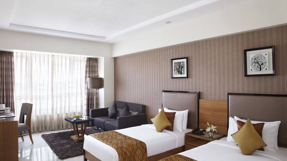 Standard Rooms at Hotel Suba Grand Dahej Hotel rooms in Bharuch 3