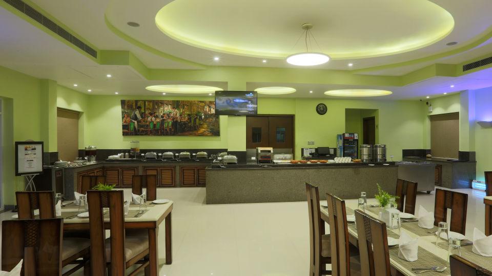 Restaurant Resort de Coracao Corbett 10