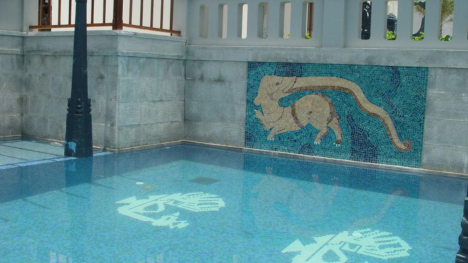 Pool View 2 The Promenade Pondicherry