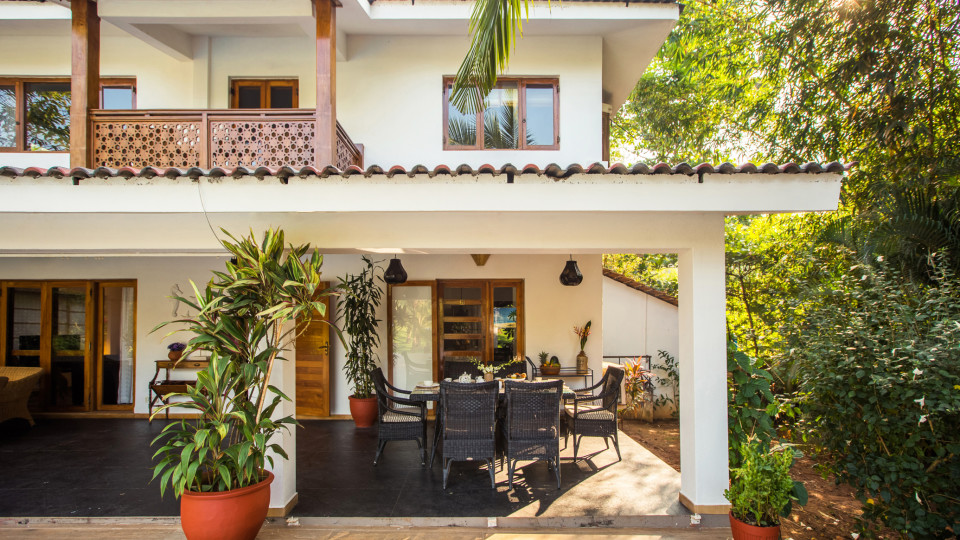 Villas , Hamsa Villas Goa, Best Resort In Goa