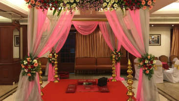 Banquet. Hotel Kohinoor Park Prabhadevi Mumbai 2