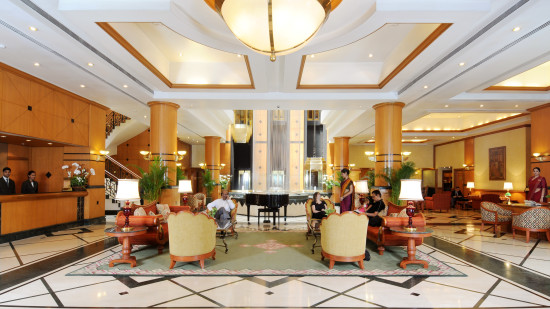 Orchid Hotels  lobby 2 the orchid hotel mumbai bombay s0oqkr