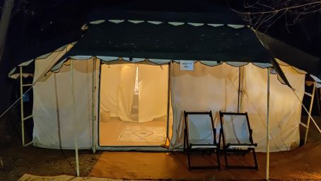 Room Type - Swiss Tents 15