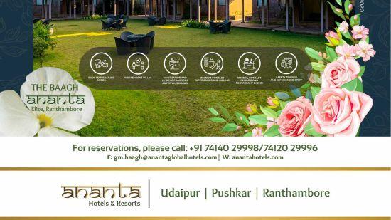 Ananta Wedding Baagh Emailer baagh unit