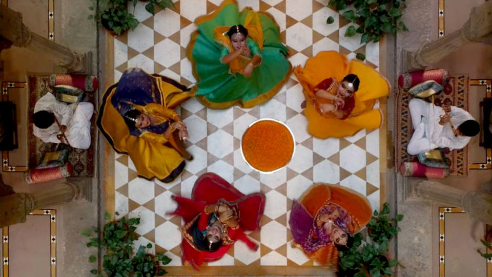Classical Dance at Courtyard
