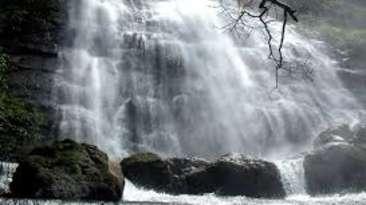Laduagarh Waterfall