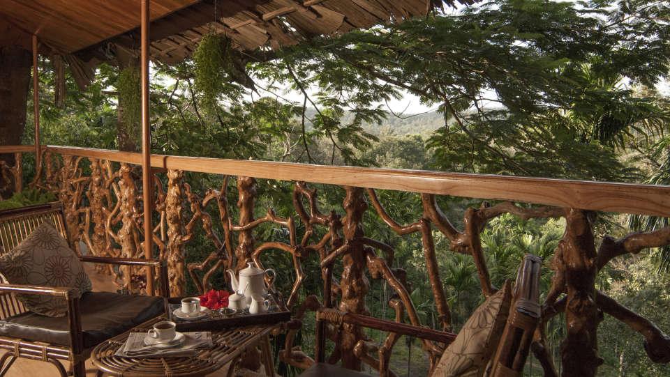 Tranquil Resort, Wayanad TreeHouse Verandah
