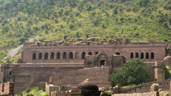Tijara Fort Palace - Alwar Alwar The Bhangarh Fort Near Hotel Tijara Fort Palace Alwar Rajasthan