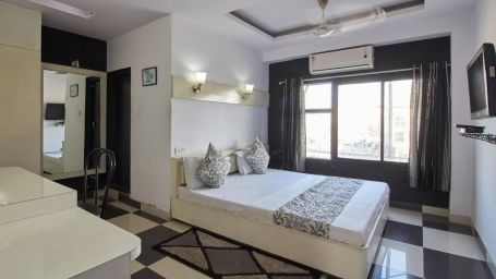 Hotel The Space, Udaipur Udaipur Deluxe Rooms Hotel the Space Udaipur 1