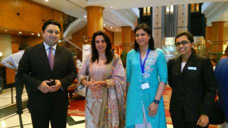 The Orchid - Five Star Ecotel Hotel Mumbai pooja devi priya dutt at orchid hotel ecotel mumbai