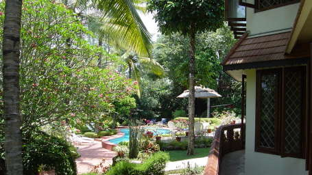 Tranquil Resort, Wayanad Wayanad suite pool view tranquil resort kerala