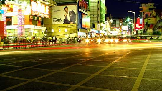 Brigade RoadTS Royal grand bangalore
