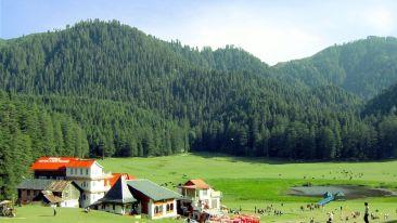 Khajjiar Lake