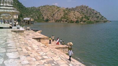 Jaisamand Lake _Tijara Fort Palace_Places To Visit In Rajasthan 1