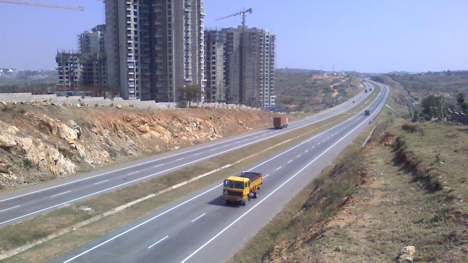 Nice Road 5 kms