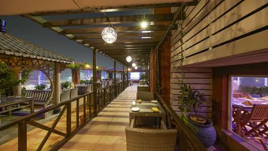JP Hotel in Chennai Rajputana View