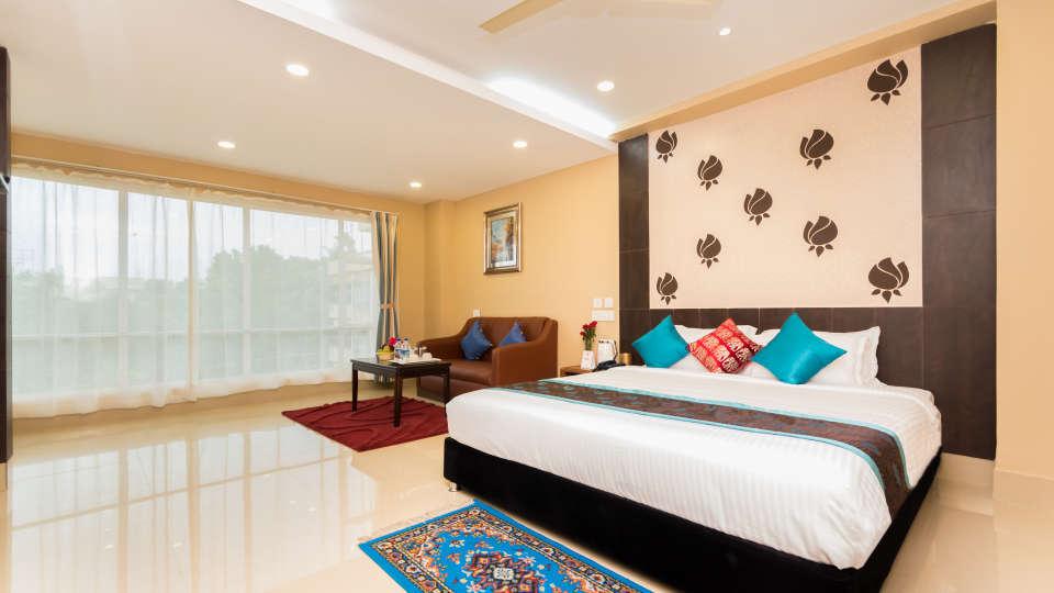 Central Courtyard Boutique Resort, Siliguri Siliguri Club01