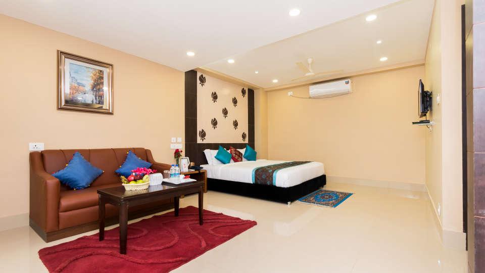 Central Courtyard Boutique Resort, Siliguri Siliguri Club