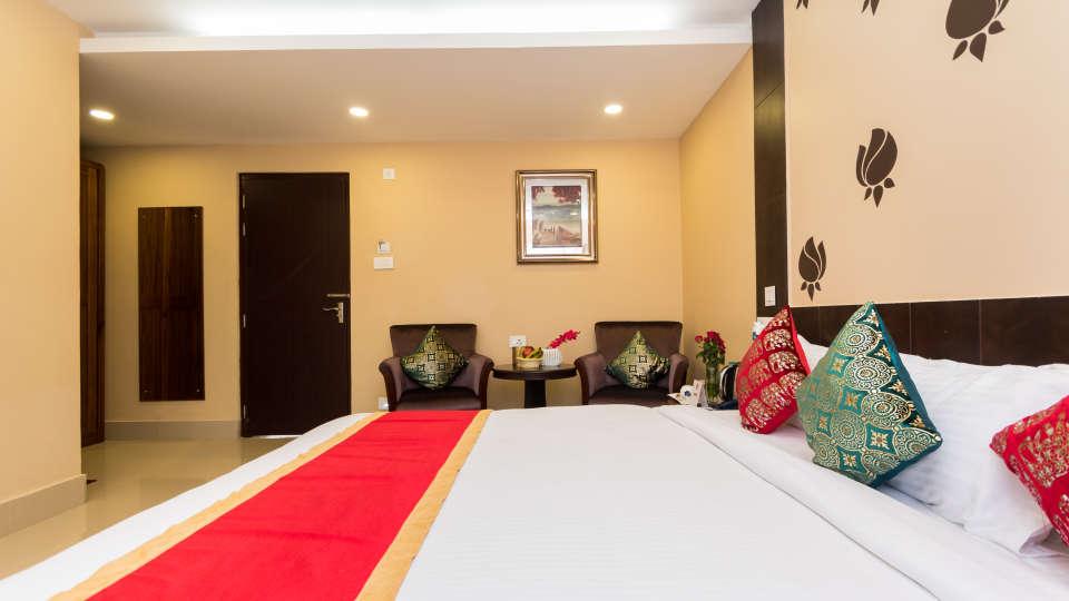 Central Courtyard Boutique Resort, Siliguri Siliguri Deluxe 07