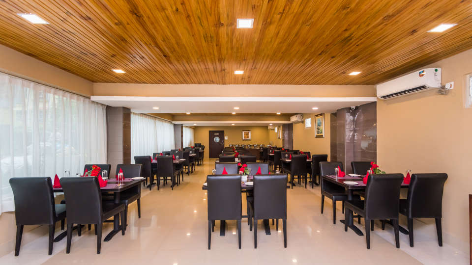 Central Courtyard Boutique Resort, Siliguri Siliguri Restaurant