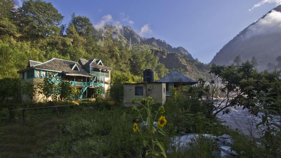 Parvati River Cottage Kasol Hotel Parvati Woods Camps in Kasol IMG 6210
