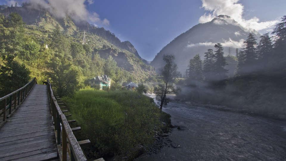 Parvati River Cottage Kasol Hotel Parvati Woods Camps in Kasol IMG 6224