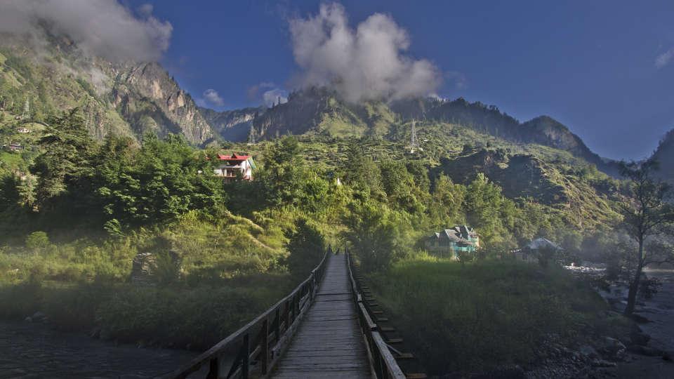 Parvati River Cottage Kasol Hotel Parvati Woods Camps in Kasol IMG 6233