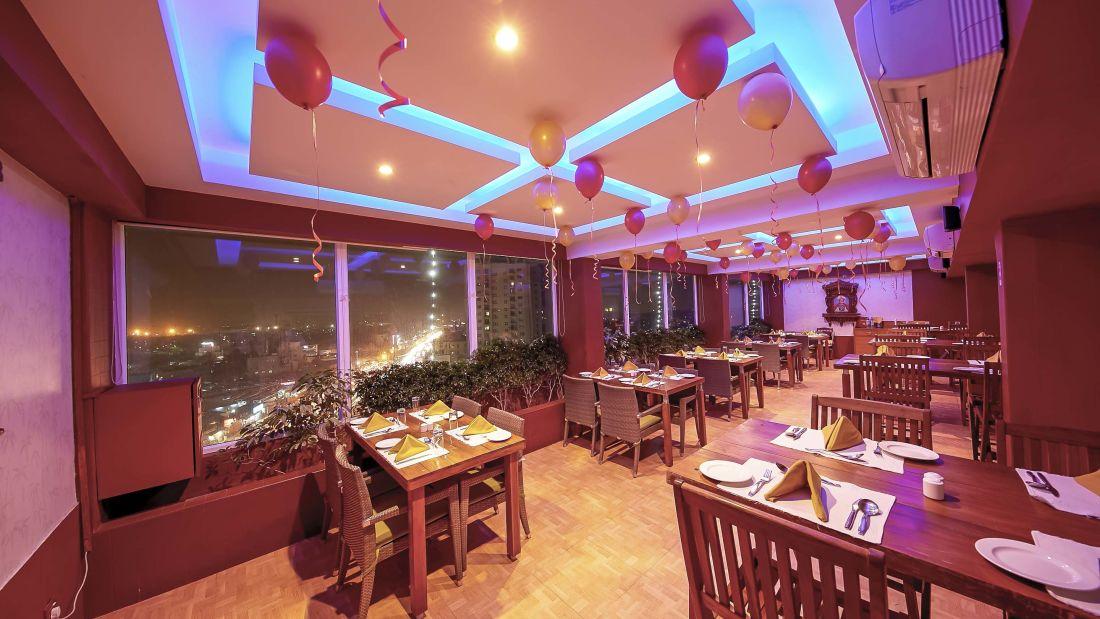 JP Hotel in Chennai Rajputana restaurant