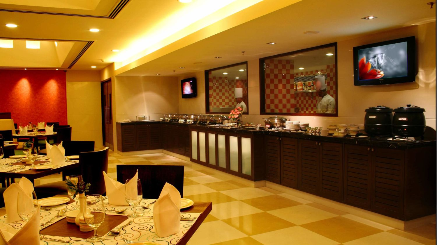 Flavours at Aditya Hometel Hyderabad,  hotels in hyderabad 2