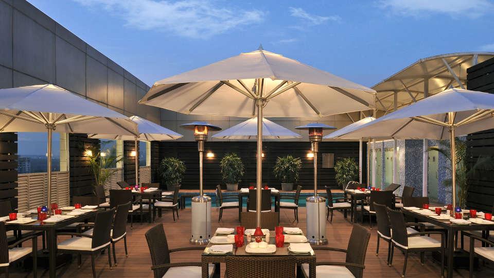 Restaurant Park Plaza Faridabad 4