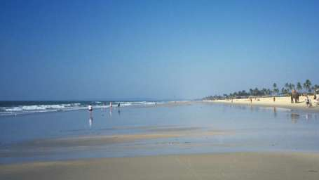Benaulim Beach, Tourist Attractions near Goa, Resort in Benaulim