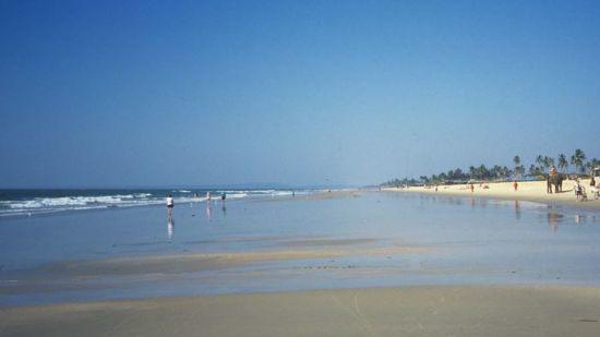 Benaulim Beach, Tourist Attractions near Goa, Resort in Benaulim