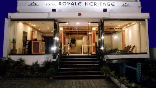 Hotel Royale Heritage, Mysore Maharashtra Facade Hotel Royale Heritage Mysore