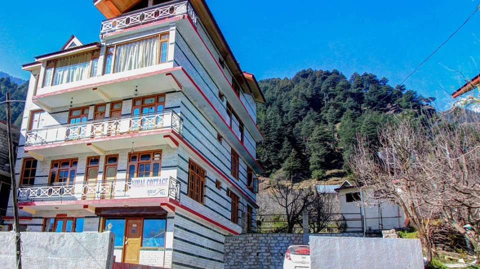 Nihal Cottages, Manali Manali EXTERIOR
