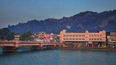 Ganga Lahari, Haridwar Haridwar Facade The Ganga Lahari Hotel