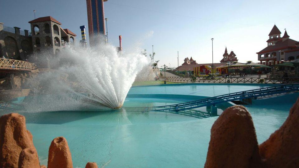 Dry Rides - Wonder Splash at  wonderla Amusement Park Bangalore