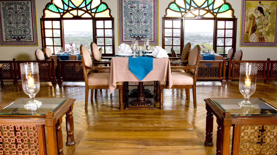 Best restaurants in Jaipur Dhola Maru Restaurant at Clarks Amer Top Restaurants in Jaipur 555
