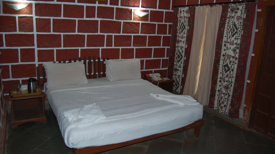 Lotus Beach Resort, Murud Beach, Ratnagiri Ratnagiri The Standard AC Room at Lotus Beach Resort Lotus Beach Resort Murud Beach Ratnagiri