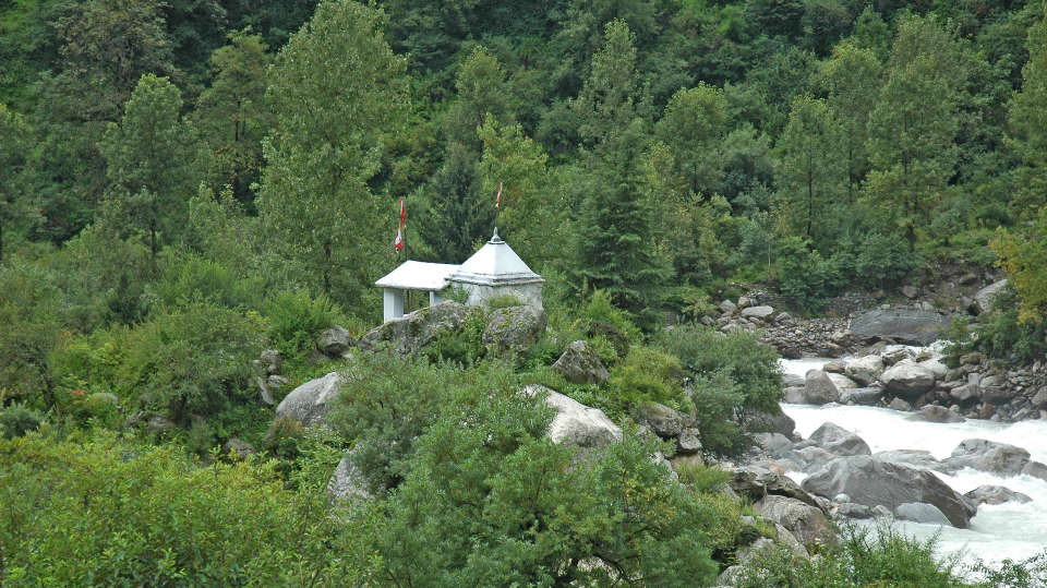 CharDham camps River Shrine The Chardham Camps Uttarkashi