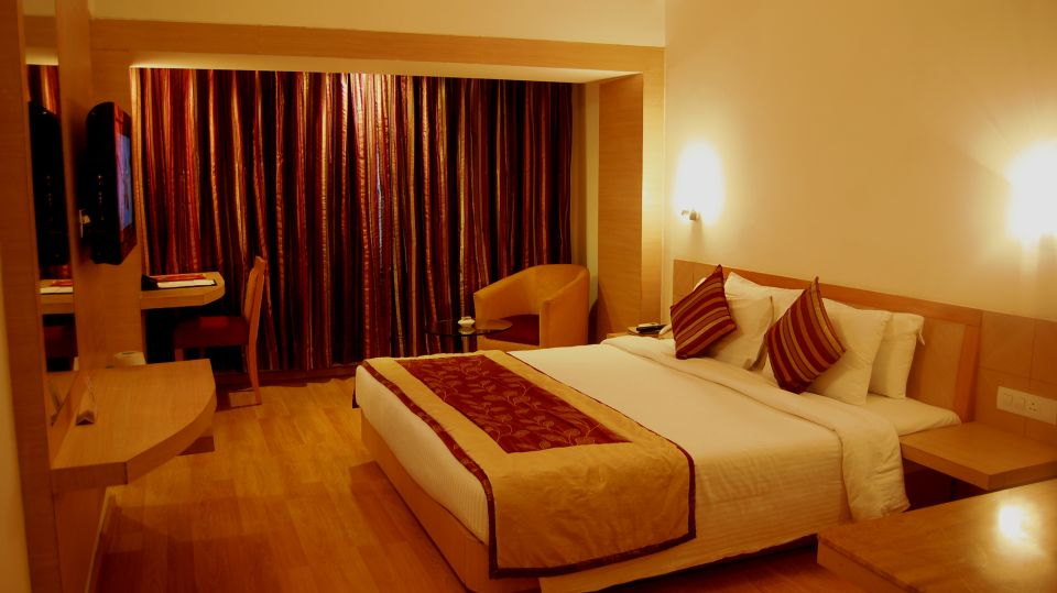 VITS Bhubaneswar Hotel Bhubaneswar Executive Room at VITS Hotel Bhubaneswar