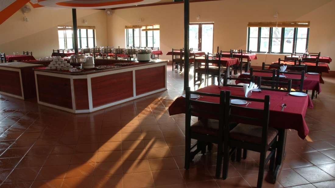 Hill View Resorts Ramanagara Multi-cuisine Restaurant at Rotary Hill View Resort near Bangalore 2