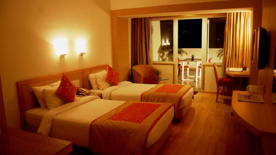 Deluxe Room at The Orchid Bhubaneswar - Odisha, Bhubaneswar Rooms