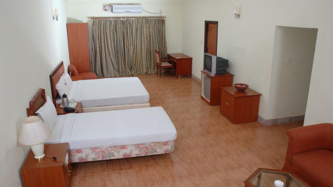 Hill View Resorts Ramanagara Super Deluxe AC Rooms at Rotary Hill View Resort near Bangalore 1