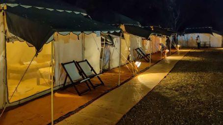 Room Type - Swiss Tents 14